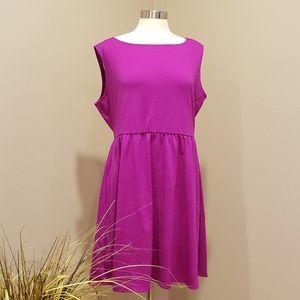 NWT OLD NAVY Sleeveless Purple Dress XL Petite